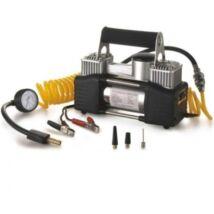 Autós kompresszor 12V-os kéthengeres