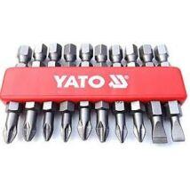 """Yato Bitkészlet PH1-2  PZ1-2 10db-os 50mm 1/4"""""""