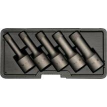 """Yato Csavarkihajtó készlet 5 részes (2-10mm) 1/2"""""""