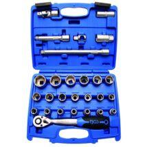BGS-2224 Dugókulcs készlet 27-részes 8-32mm CV