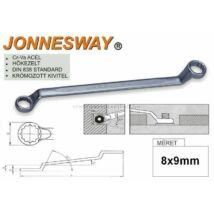 Jonnesway Profi Csillagkulcs 08x09mm
