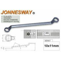 Jonnesway Profi Csillagkulcs 10x11mm