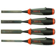 Yato Favéső Készlet 4db-os /10-12-16-20-mm / YT-6281