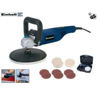 Einhell BT-PO 1100 E Polírozó Gép+Szett 180mm / 1100W
