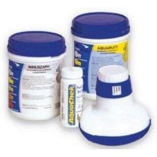 Induló vegyszerkészlet kis medencékhez (MiniSet)