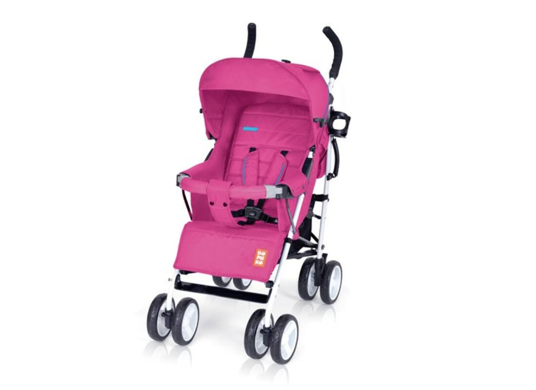 Bomiko Model XXL sport babakocsi - 08 Pink 2017 0f850cd068