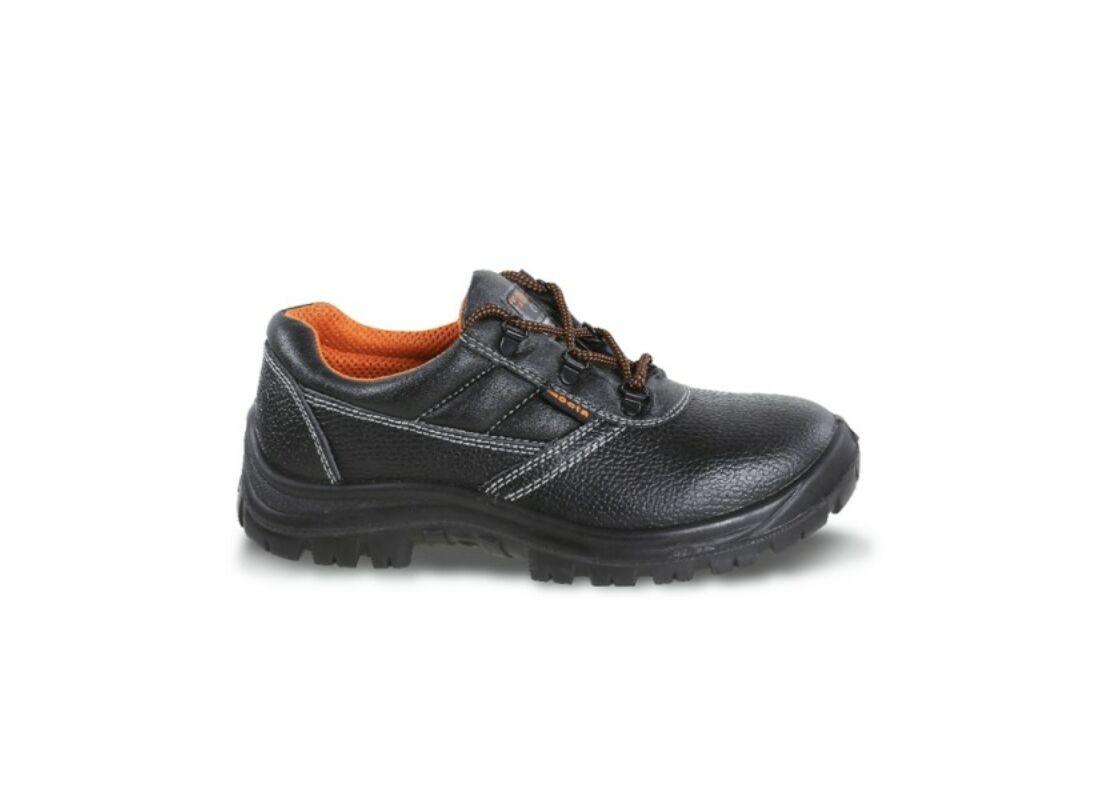Beta 7241FT35 bőr munkavédelmi cipő, mérsékelten vízálló orrvédő és áthatolásvédett középtalp nélkül