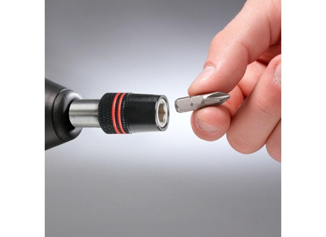 KWB PROFI QUICK-CHANGE mágneses bit-tartó 8e47c41425