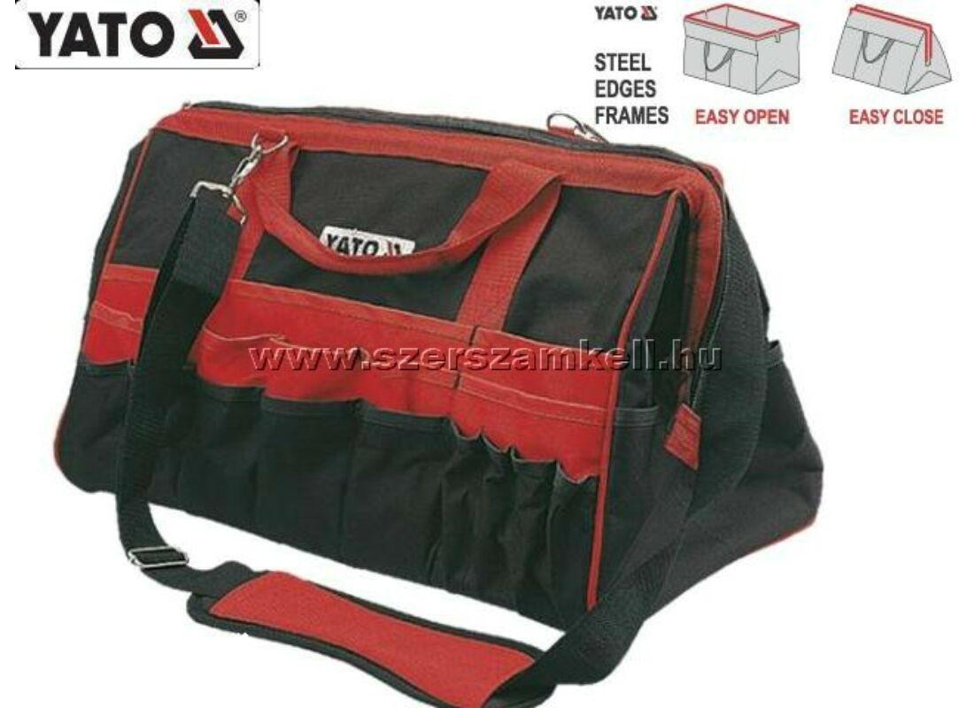 ddfac86a5596 Yato textil szerszámos táska 50 zsebes / YT-7430