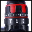 Einhell PXC TE-CD 18/48 Li-i-Solo akkus ütvefúró-csavarozó, 13mm, 48Nm (akku és töltő nélkül)