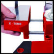 Einhell PXC TE-MS 18/210 Li - Solo gérvágó fűrész, 210x30mm, 18V (akku és töltő nélkül)