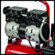 Einhell TE-AC 6 Silent kompresszor, 550W, 6L, 8bar