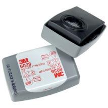 3M 6038 P3R munkavédelmi szűrőbetét