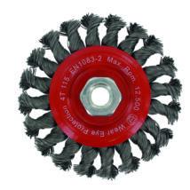 Ultra körkefe d115mm (sodrott)