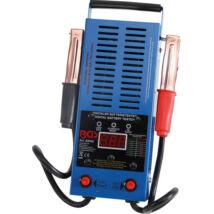 BGS-63502 Digitális akku teszter, indítóáram 200-1000A
