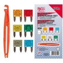 BGS-8109 Biztosíték készlet mini 121 részes