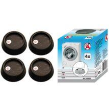 BGS-85803 Rezgéscsökkentő alátét mosógéphez 65x20mm (4db)
