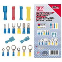 BGS-14110 Kábelsaru készlet 360 részes