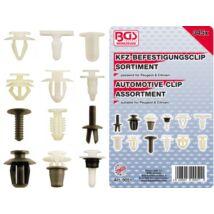 BGS-9051 345 részes patent készlet Peugeot & Citroen