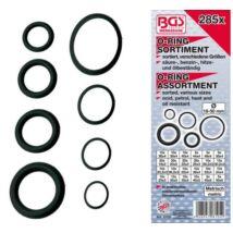 BGS-8105 O-gyűrű készlet 285 részes 18-50 mm