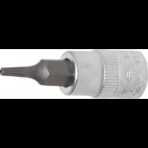 """BGS-2364 T-profil behajtófej, T9 furattal 6,3mm (1/4"""")"""