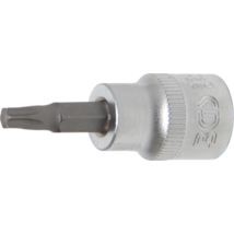 """BGS-2544 Behajtófej, torx 10mm (3/8"""") T27"""