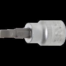"BGS-2567 Behajtófej, lapos 10mm (3/8"") 5,5mm"