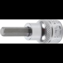 "BGS-2725 Behajtófej, belső hatszögletű 1/4"", 10mm"