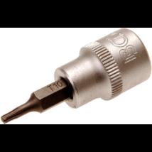 """BGS-2760 Behajtófej, torx 10mm (3/8"""") T10"""