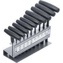 BGS-791 Csavarhúzó készlet T-fogantyúval 2-10mm (10db)