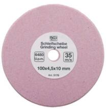 BGS-3178 Csiszoló tárcsa BGS-3180 láncélezőhöz, 100x4,5x10mm