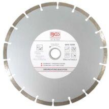 BGS-3934 Gyémánttárcsa szegmenses 230 mm