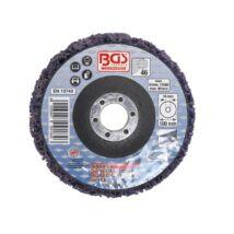 BGS-9184 Négertárcsa fekete 10 x 16 mm