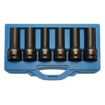 BGS-5250 Levegős dugókulcs készlet E17-E24 12 szög