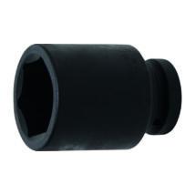 """BGS-5500-50 Levegős dugókulcs hatszögletű, mély 25mm (1"""") 50mm"""