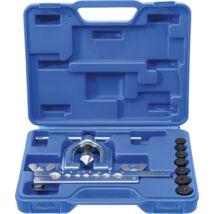 BGS-8615 Dupla fékcsőperemező készlet, 9 részes