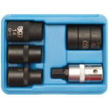 BGS-1112-1 Féknyereg kulcs készlet ötszög
