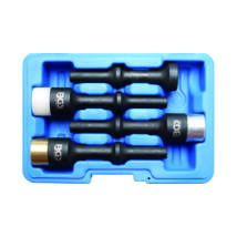 BGS-9002 Kalapácsfej készlet légkalapácshoz 4 részes