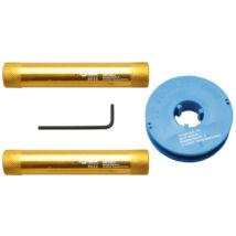 BGS-8022 Szélvédő kivágó készlet 4-részes