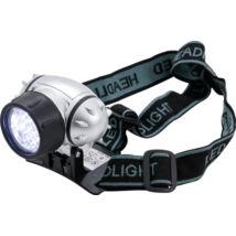 BGS-9711 Fejlámpa, 12 LED-es