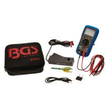 BGS-63401 Digitális multiméter, USB kimenettel