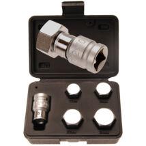 BGS-5060 Motorkerékpár kulcs készlet 17-19-22-24mm