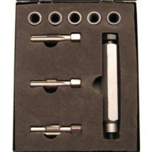BGS-8649 Izzító gyertya menetjavító készlet M10 x 1.25