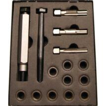 BGS-8650 Izzító gyertya menetjavító készlet M10 x 1