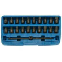 """BGS-1014 Olajleeresztő készlet 10mm (3/8"""") 21 darabos"""