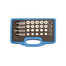 BGS-126 Olajleeresztő javító készlet 64 részes