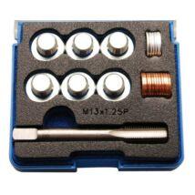 BGS-168 Olajleeresztő menetjavító készlet M13x1,25mm