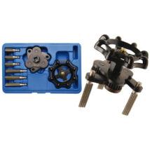 BGS-8596 Olajszűrő leszedő készlet 55-95 mm, 150 Nm