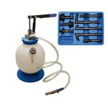 BGS-9992 Váltóolaj feltöltő pumpa 7 L, adapterekkel