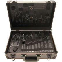 BGS-15501-LEER Üres aluminium koffer BGS-15501